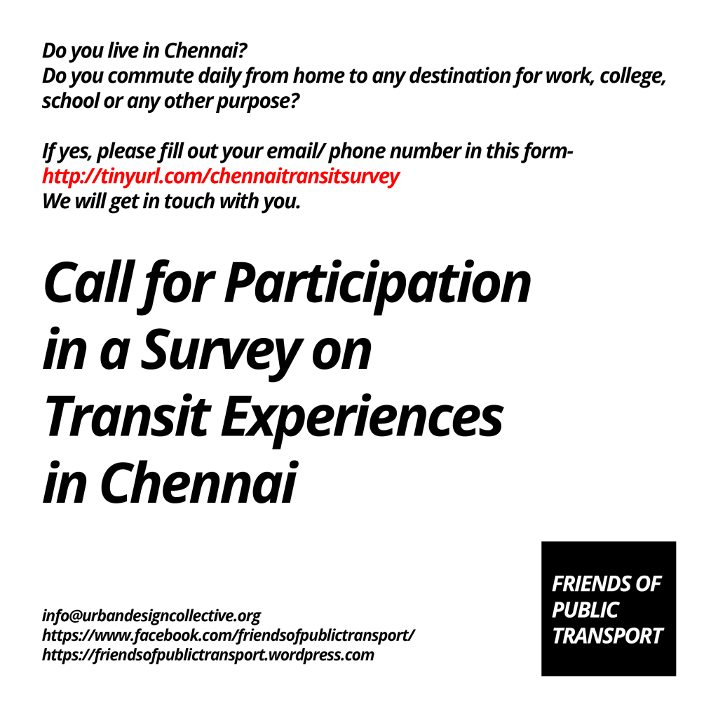 Survey call square poster